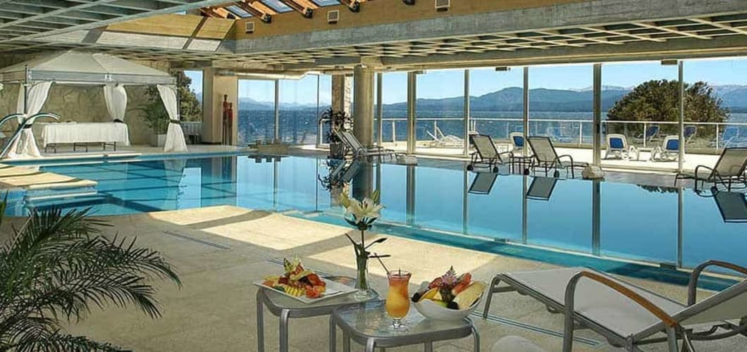 Im Hotel können Sie sich im eigenen Spa-Bereich während des freien Nachmittags auf Wunsch ausgiebig erholen (Foto: Sophisticated Golf Tours)
