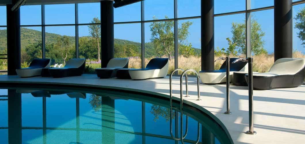 Impressionen Argentario Golf Resort & Spa: Der Spa-Bereich. (Foto: Argentario Golf Resort & Spa)