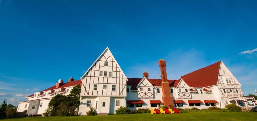 Das Keltic Lodge Resort liegt auf der Cape Breton Halbinsel.