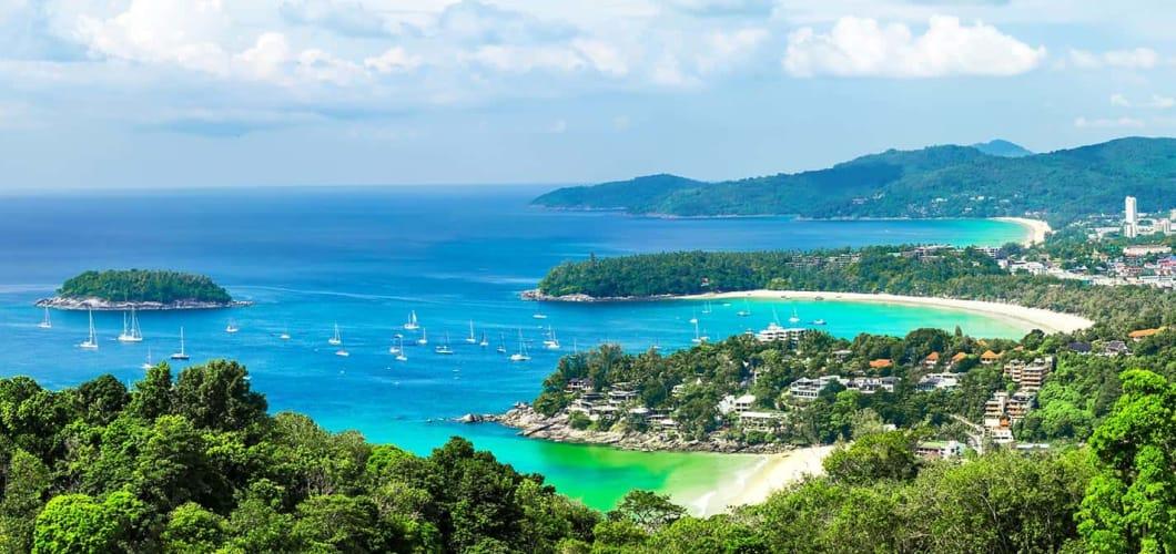 Tag 3 Phuket: Ein Paradies auf Erden. (Foto: Sophisticated Golftours)
