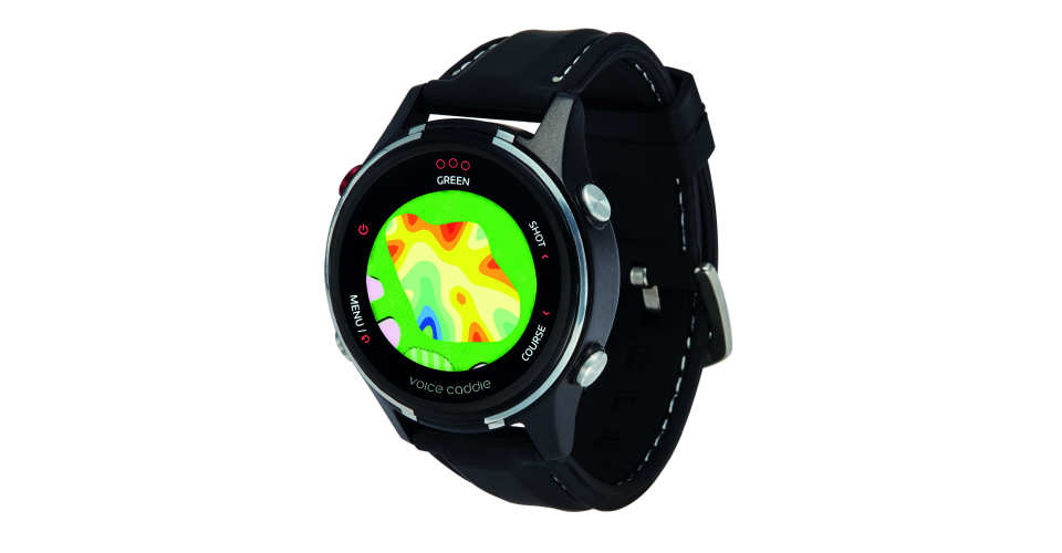 Golf Gps Entfernungsmesser App : Big max g hybrid golf gps watch