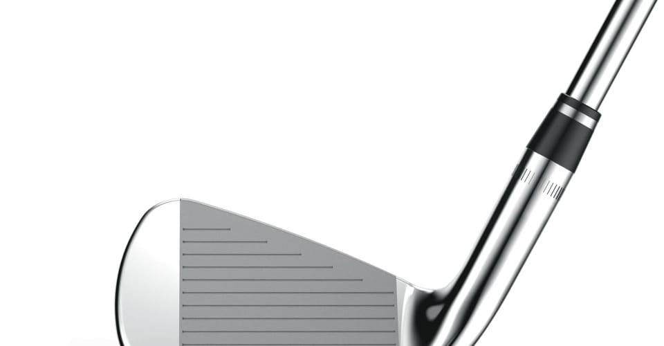 In den V6 Eisen wurde das Gewicht etwas mittiger im Schlägerkopf konzentriert, um Draw- und Fade-Variationen zu erleichtern. (Foto: Wilson Staff)