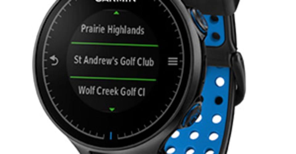 Golf Entfernungsmesser Uhr Test 2017 : Garmin approach s test bewertung und informationen