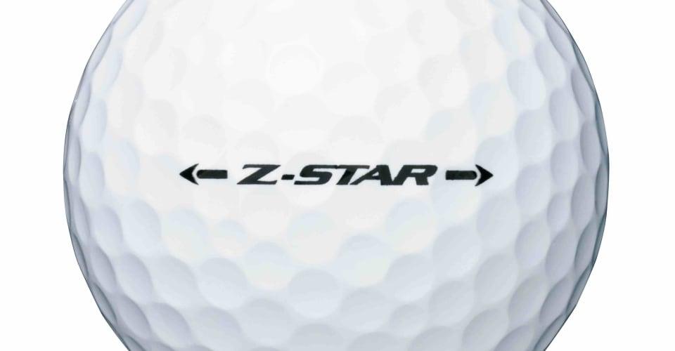 Der Srixon Z-Star Golfball für die Saison 2017. (Foto: Srixon)
