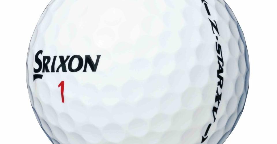 Der Srixon Z-Star XV Golfball für die Saison 2017. (Foto: Srixon)