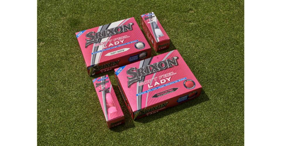 <h2>Srixon Soft Feel Golfball</h2><br>(Foto: Srixon)