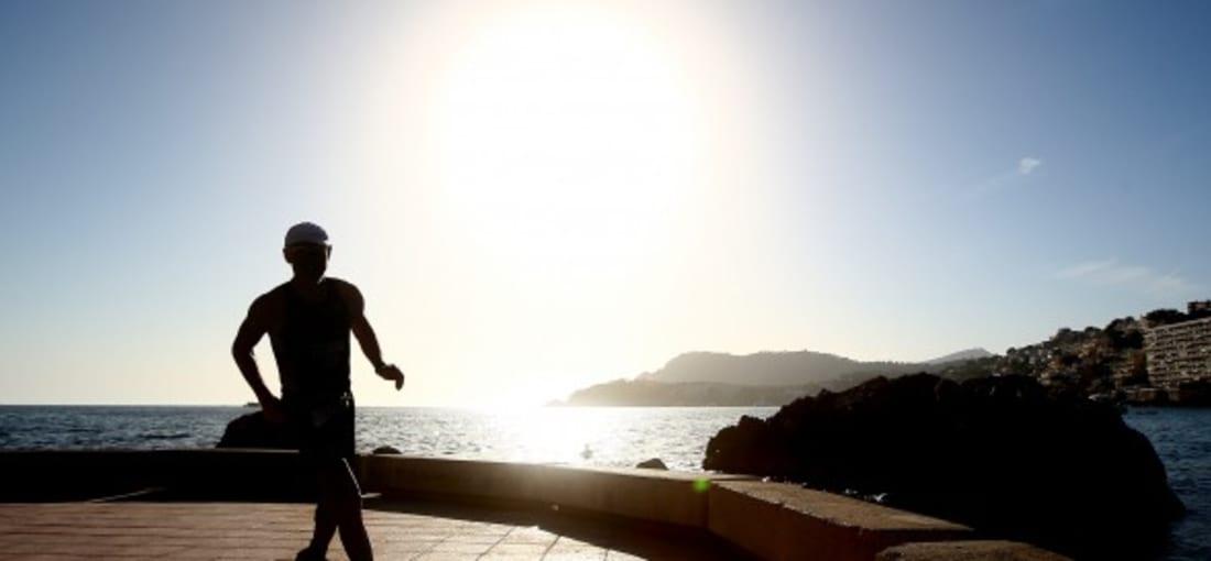 Wer nach der Golfrunde noch nicht erschöpft ist, kann sich bei einem Lauf auspowern und dabei die schöne Aussicht genießen. (Foto: Getty)