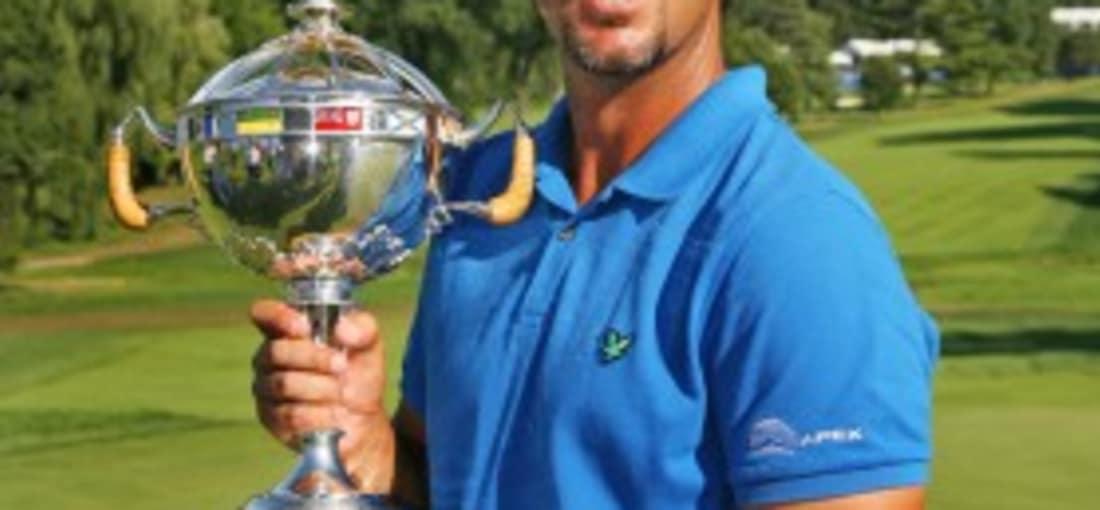 Scott Piercy gewann 2012 die Canadian Open mit einem Schlag Vorsprung. (Foto: Getty)