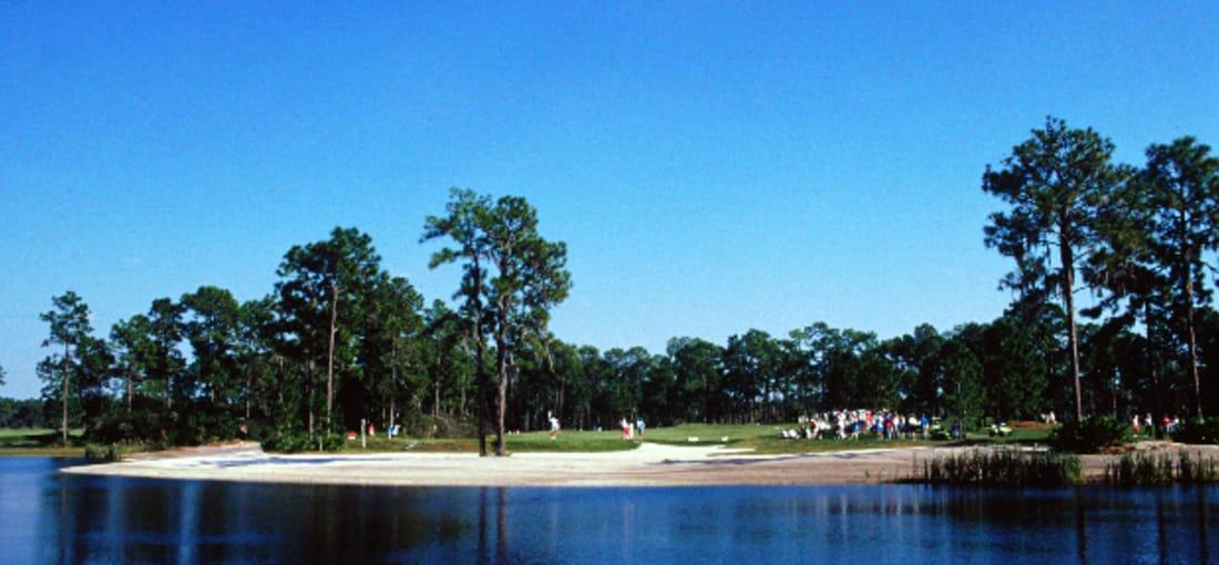 Henrik Stenson und Graeme McDowell hingegen schlagen im Lake Nona Golf and Country Club ab. (Foto: Getty)