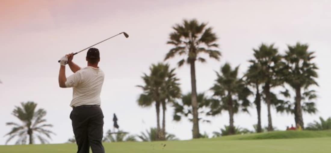 Impressionen der Abama Open de Canarias im Abama Hotel and Golf Resort in Teneriffa. (Foto: Getty)