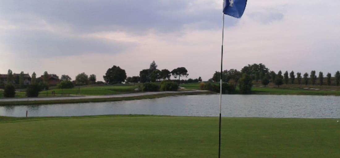 ...das ist Golfen am Gardasee! (Bild: Golf Post)