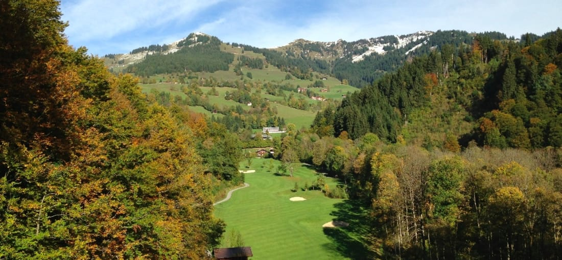 Loch 3, GC Eichenheim