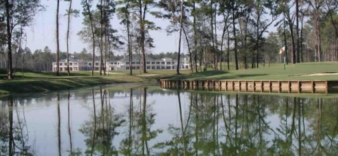 ... oder den Augusta Pines Golf Club. (Foto: Greater Houston Convention & Visitors Bureau)