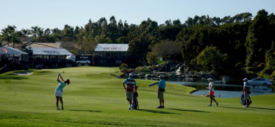 Impressionen der LPGA KIA Classic 2015 im Aviara Golf Club (Foto: Getty)