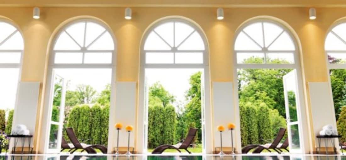 Pure Entspannung findet man in der SPAworld Fleesensee und im Golden SPA des Schlosshotel Fleesensee.