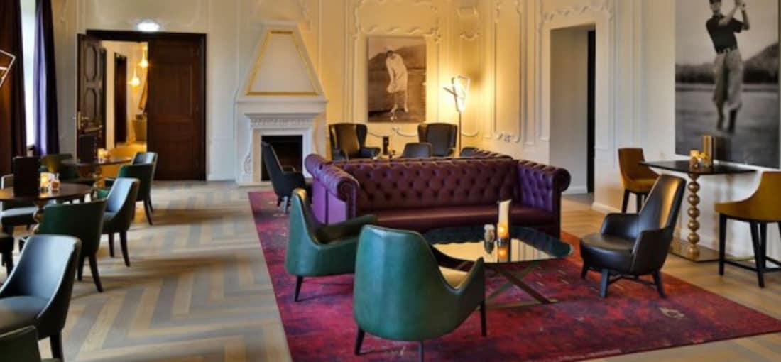 Bar 1842 im Schlosshotel Fleesensee.