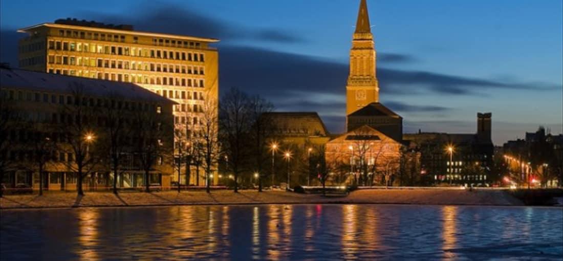 <h2>Landeshauptstadt Kiel</h2>
