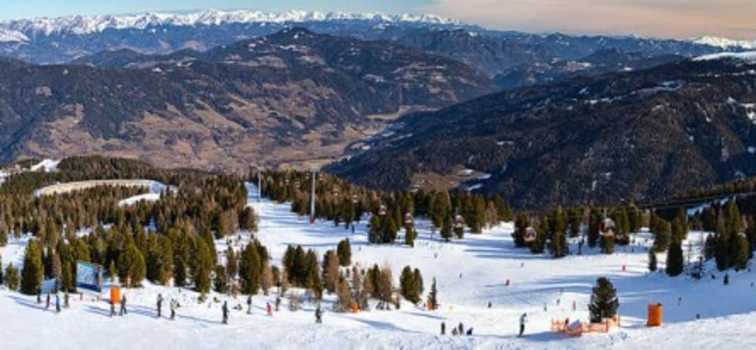 <h2>Skifahren am Kreischberg</h2>