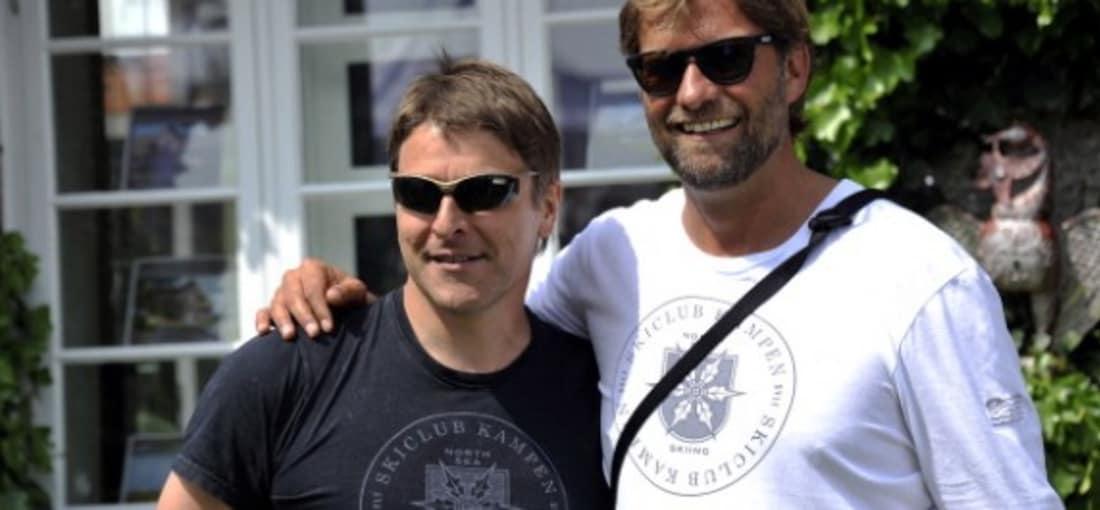 <h2>sportliche Gäste</h2> Mal Entspannung vom stressigen Bundesliga Alltag. Jürgen Klopp zieht es immer wieder auf die Insel Sylt (Foto:getty).