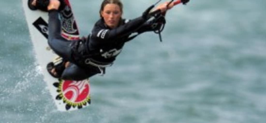 <h2>Kitesurfing</h2>  Sylt bietet viele Möglichkeiten für Sportbegeisterte (Foto:getty).