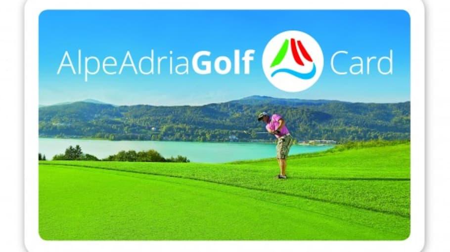 <h2>Alpe Adria Golf Card</h2>Eine super Sache, die hier umgesetzt wurde. Mit der Alpe Adria Golf Card spielen Sie auf 20 Plätzen der Region für ein einheitliches Greenfee. (Foto: Das Moerisch)