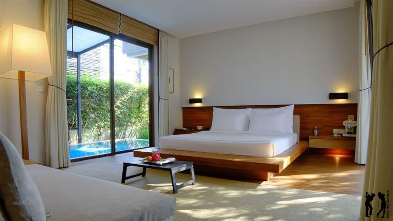 Das Hotel wurde 2006 errichtet und bietet 59 Zimmer sowie insgesamt 23 Villen und Häuser. (Foto: keepthemoment)