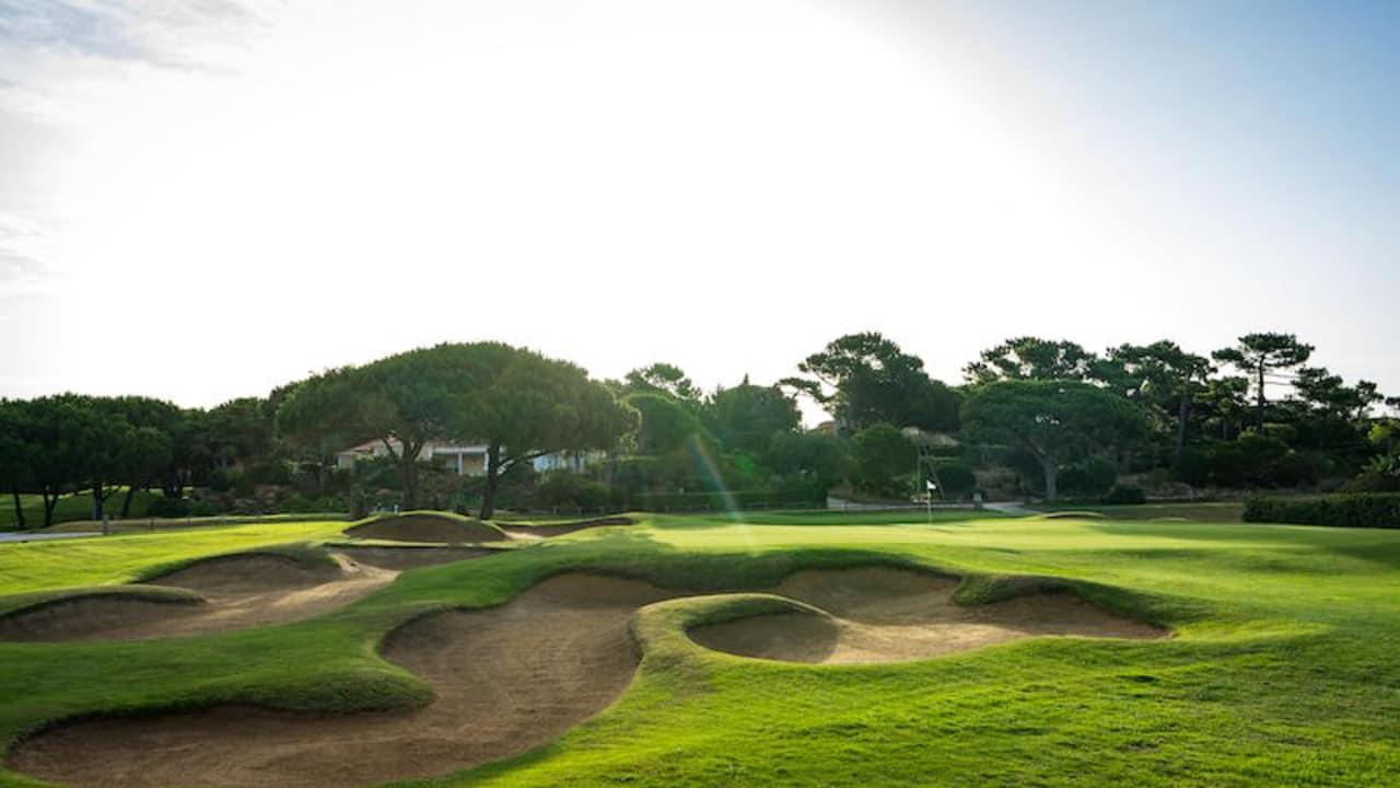 Der Quinta da Marinha Golf Club.