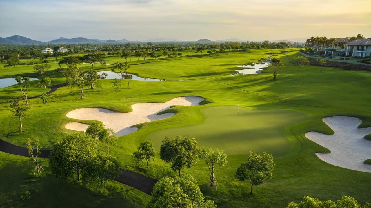 Black Mountain Golf Club – jährlich gastieren hier die Topspieler Asiens und Europa und messen sich bei der True Classic. (Foto: keepthemoment)