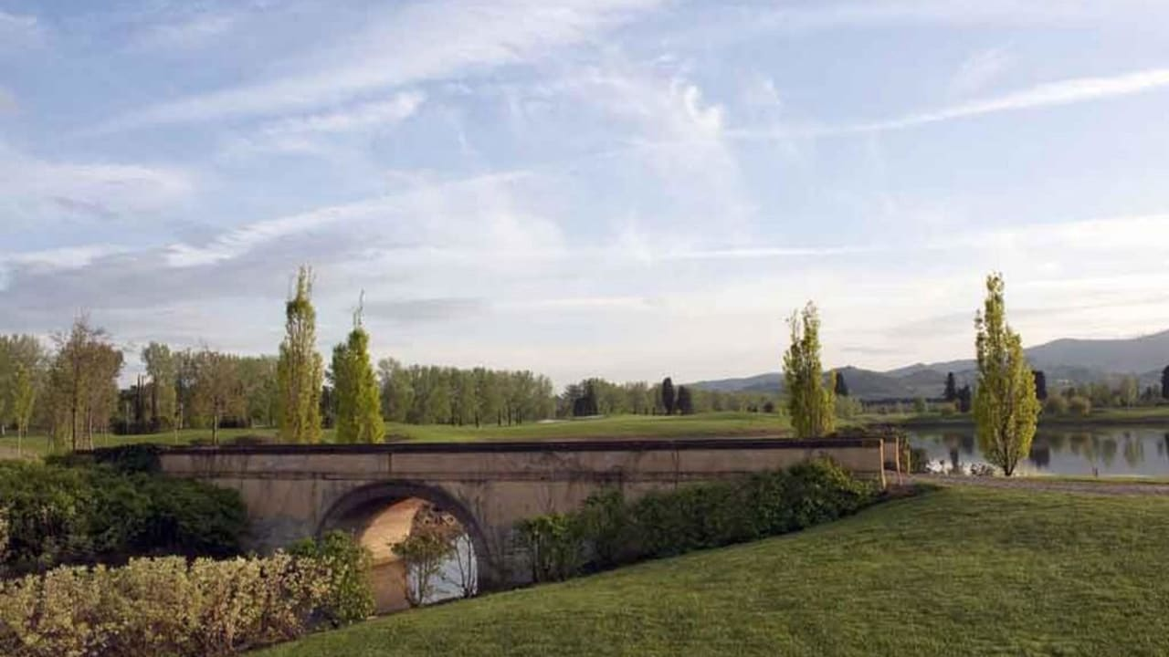 Golfrundreise durch Italien: Golf & Country Club Le Pavoniere. (Foto: ruhrtours Reisen GmbH)