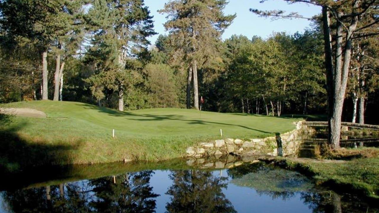 Golfrundreise durch Italien: Golf Club Des Iles Borromées. (Foto: ruhrtours Reisen GmbH)