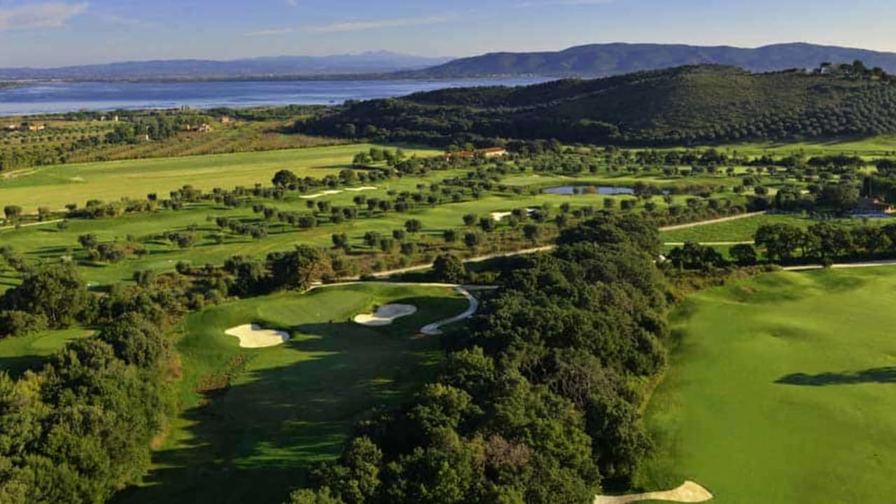 Das Argentario Golf Resort in der Toskana. (Bild: Argentario Golf Resort)