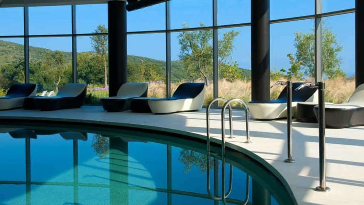 Impressionen Argentario Golf Resort & Spa: Der Spa-Bereich. (Foto: Argentario Golf Resort & Spa)