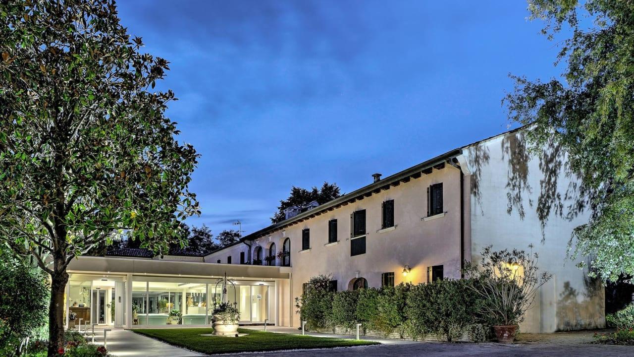Ihre kulinarische Rundreise: Hotel Brogo ca'dei Sospiri in Venetien. (Foto: ruhrtours Reisen GmbH)
