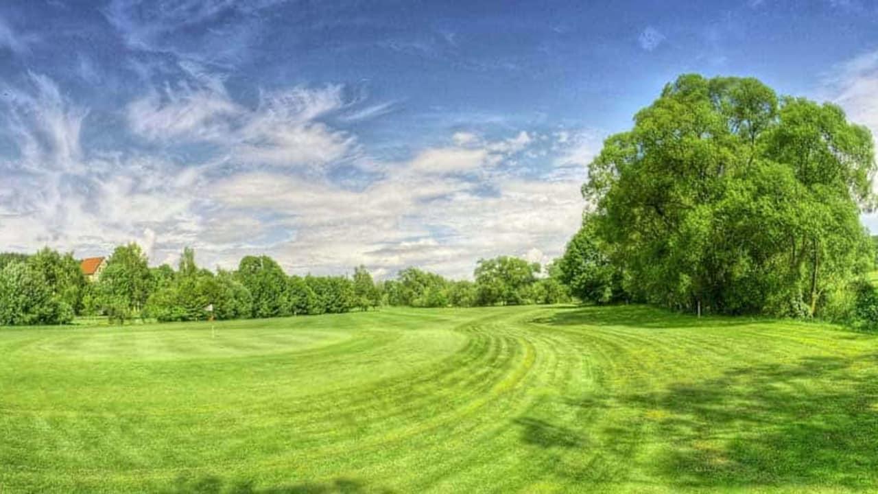 Die Golfanlage Zollmühle. (Foto: 500% Golf)