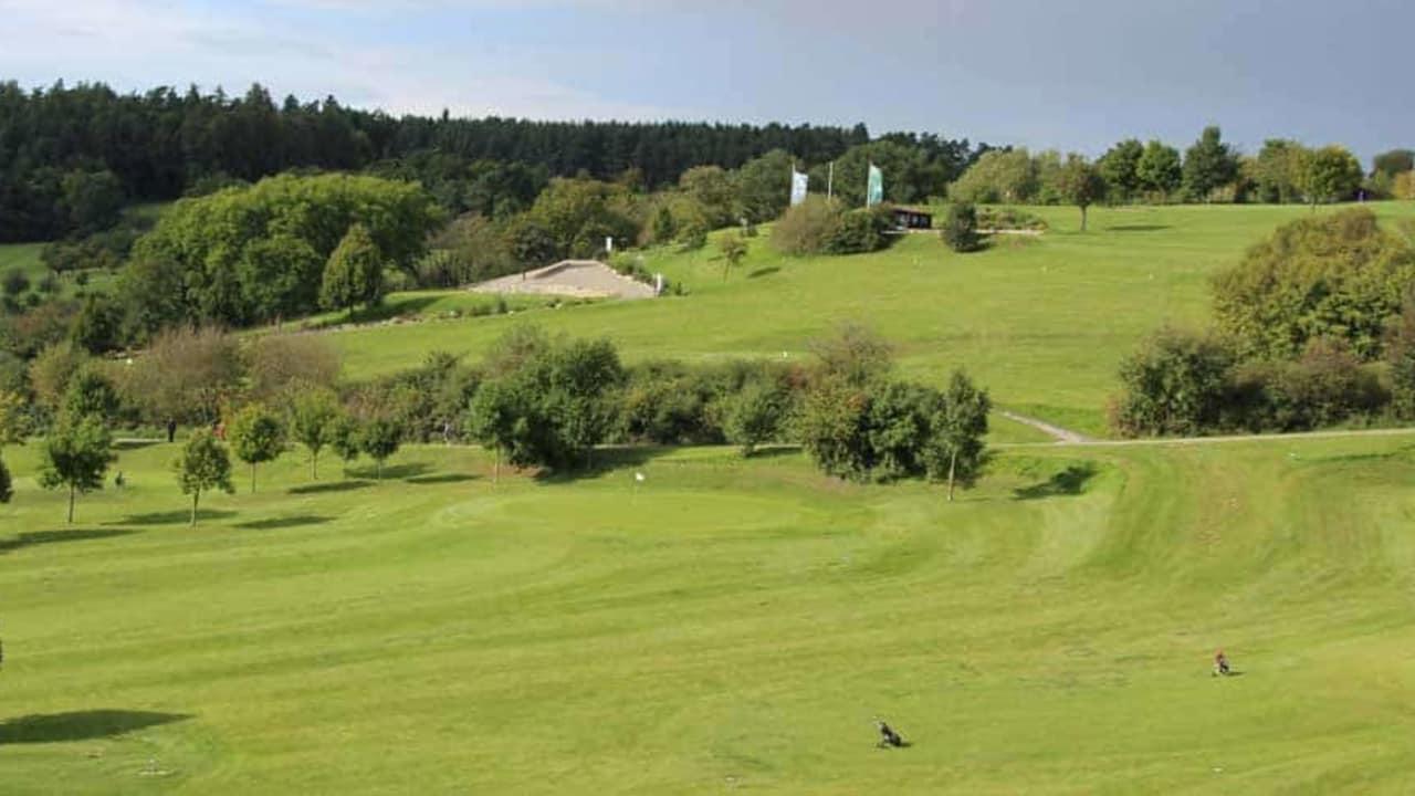 Impressionen des Golfclub Steigerwald. (Foto: 500% Golf)