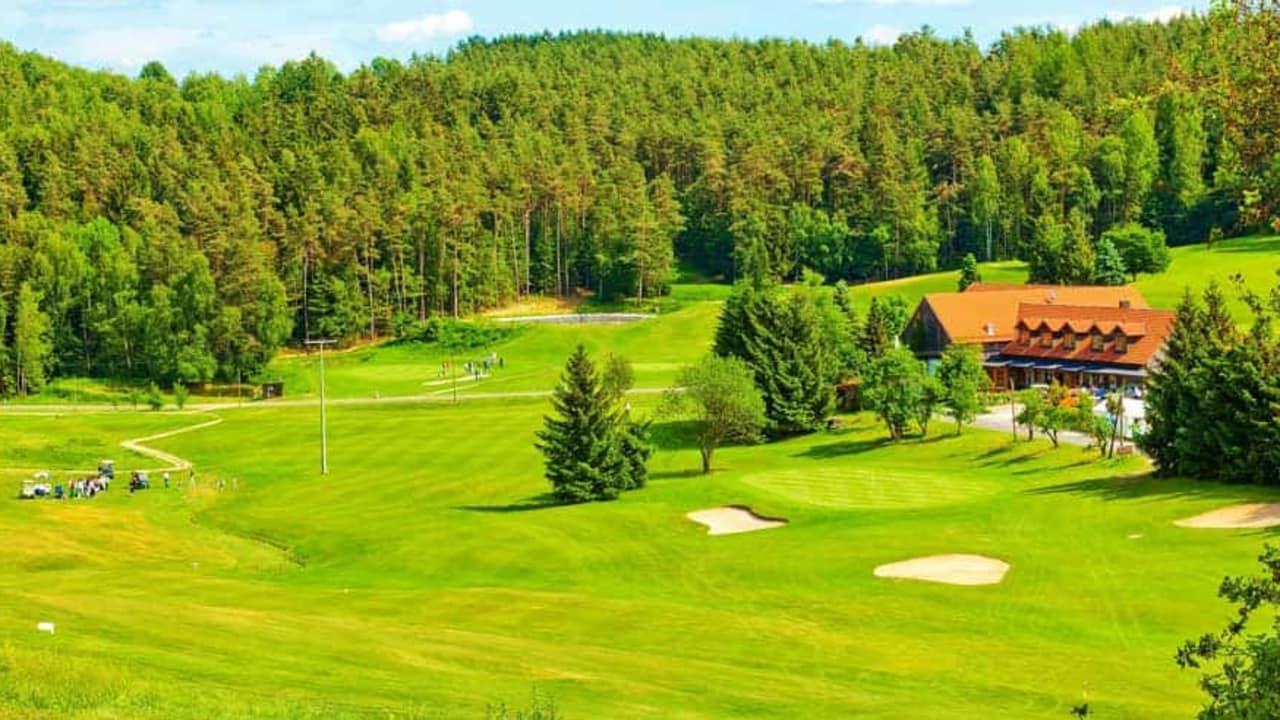 Der Golf- und Landclub Oberpfälzer Wald. (Foto: 500% Golf)