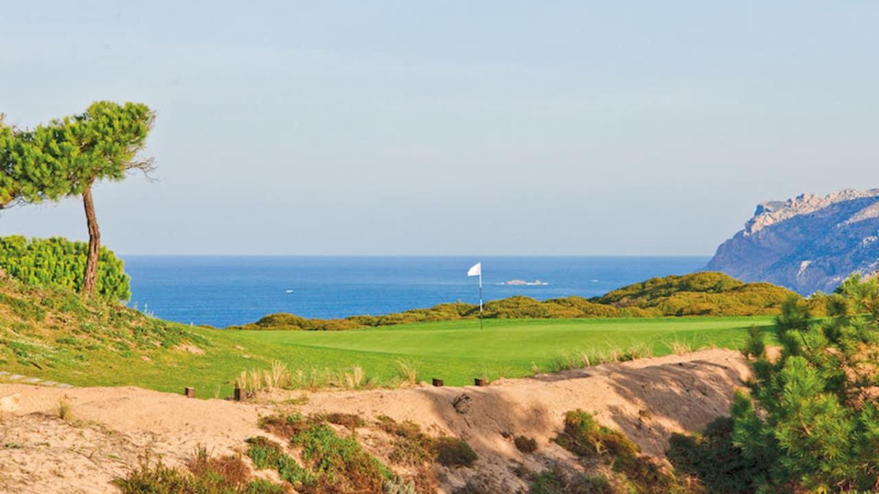 Oitavos Dunes gehört zu den Top 100 Courses in the World.