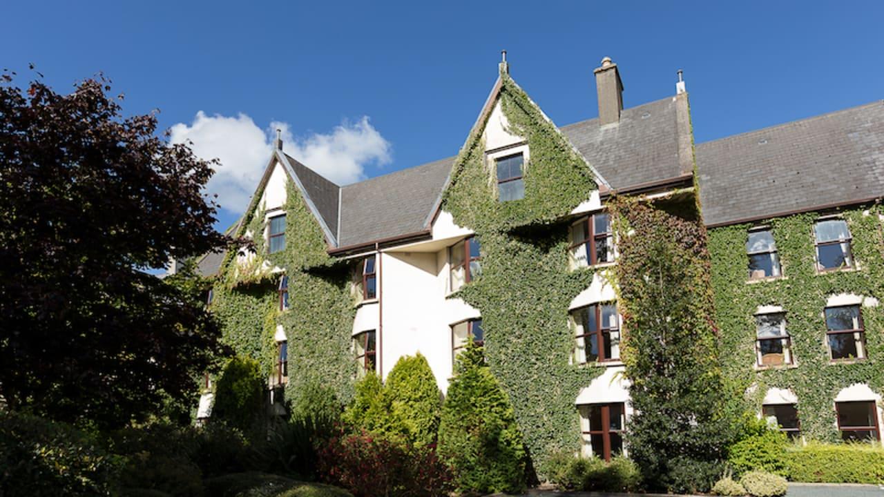 So empfängt Sie das Oranmore Lodge Hotel.
