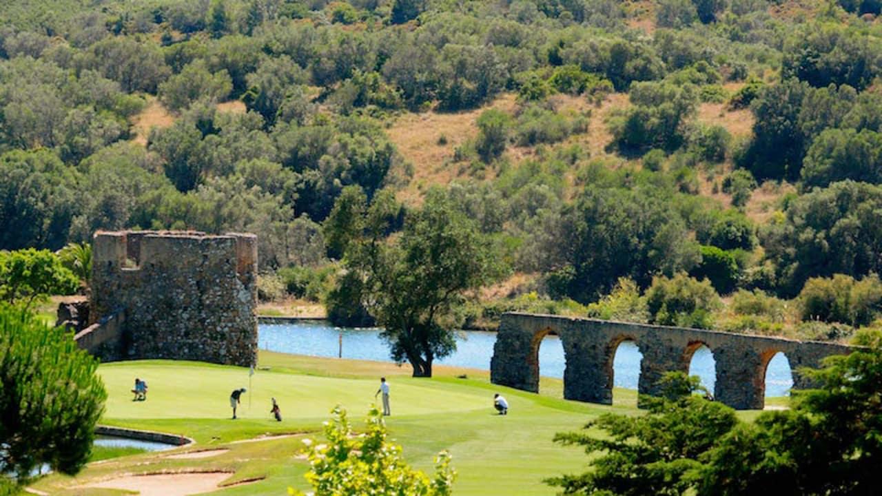 Die Portuguese Open wurden auf dem Penha Longa Golfplatz ausgetragen.