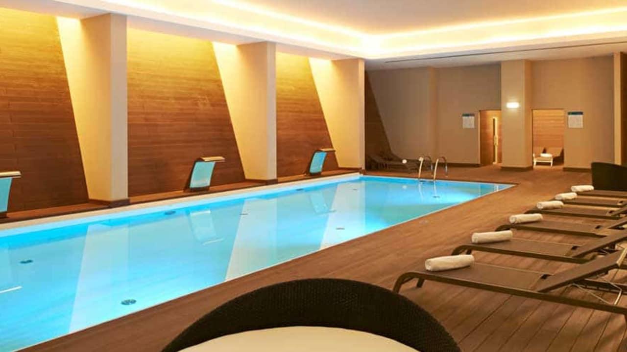 Nutzen Sie den eigenen Spa-Bereich des Hotels. (Foto: Vidamar Resort Hotel)