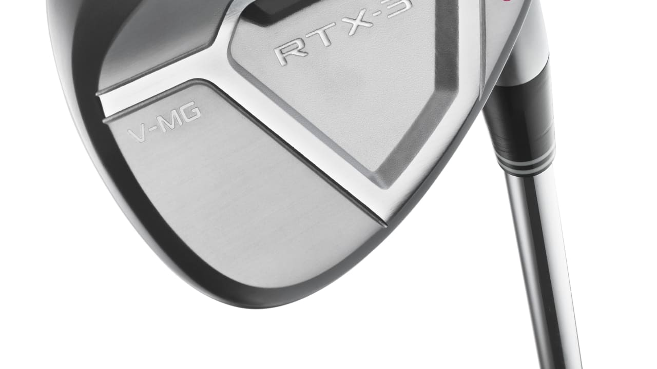 RTX-3 Cavity Back Ladies Wedges