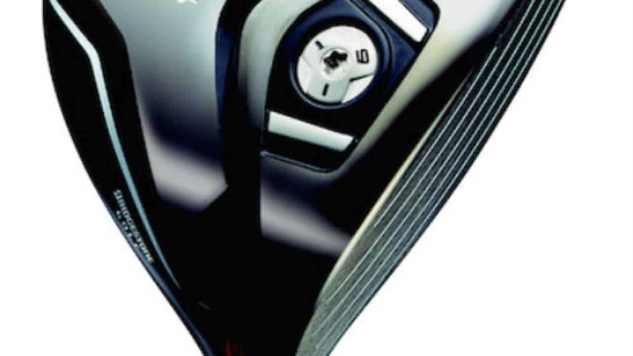 Die XD-F Fairwayhölzer und Hybride der Bridgestone Tour B Schlägerserie. (Foto: Bridgestone)