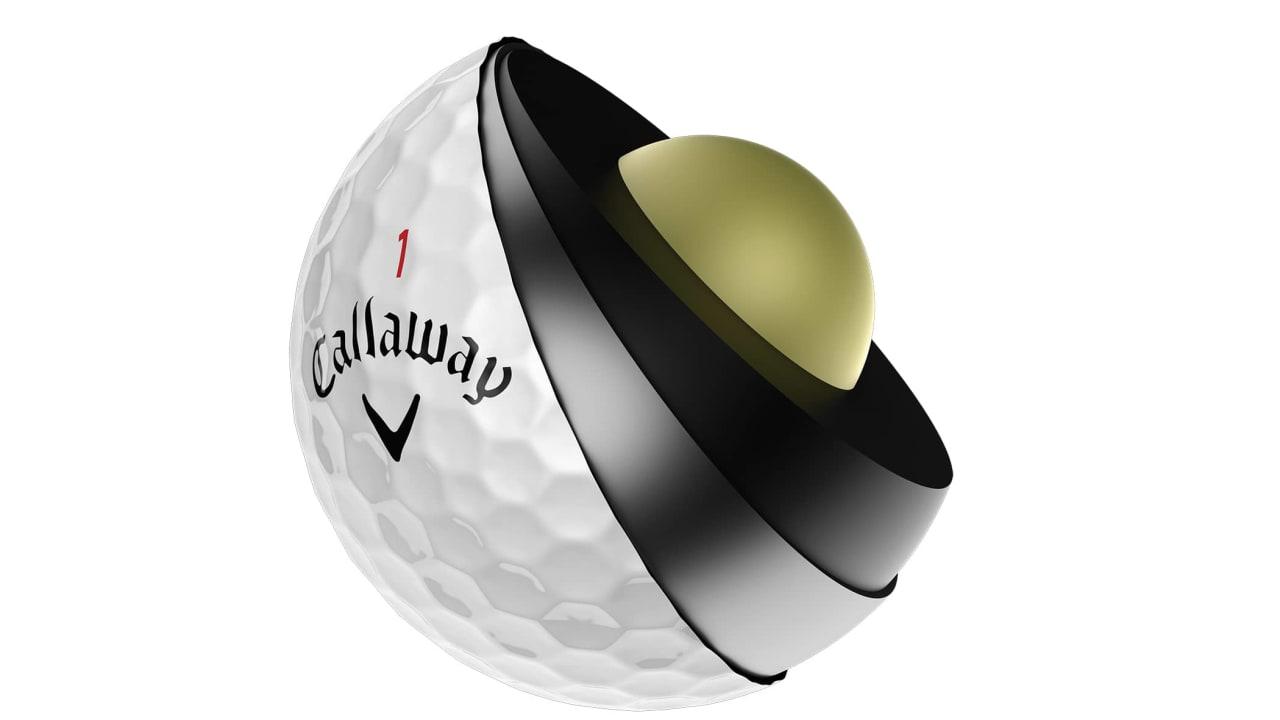 Der Callaway Chrome Soft X (Foto: Callaway)