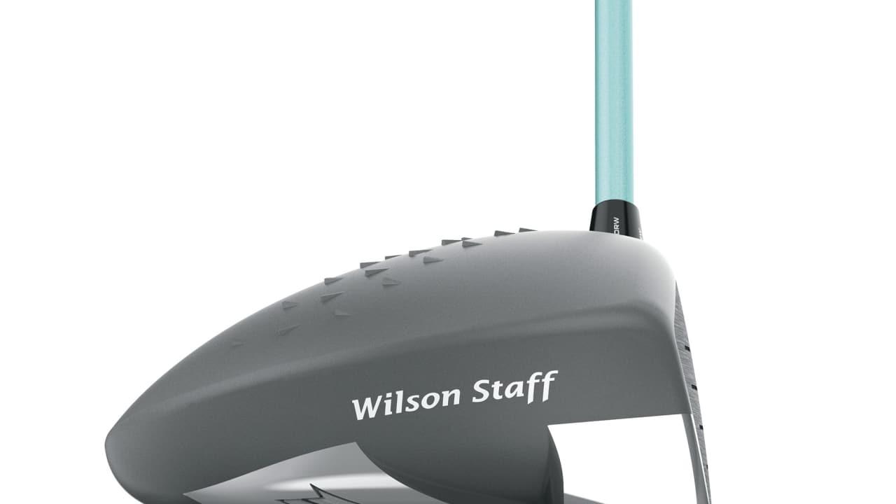 Im Profil sind die aerodynamischen Erhebungen auf der Krone nochmal besser zu erkennen. (Foto: Wilson Staff)