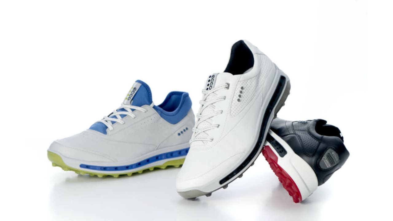 Ecco Cool Pro Golfschuhe von Ecco Golf. (Foto: Ecco Golf)