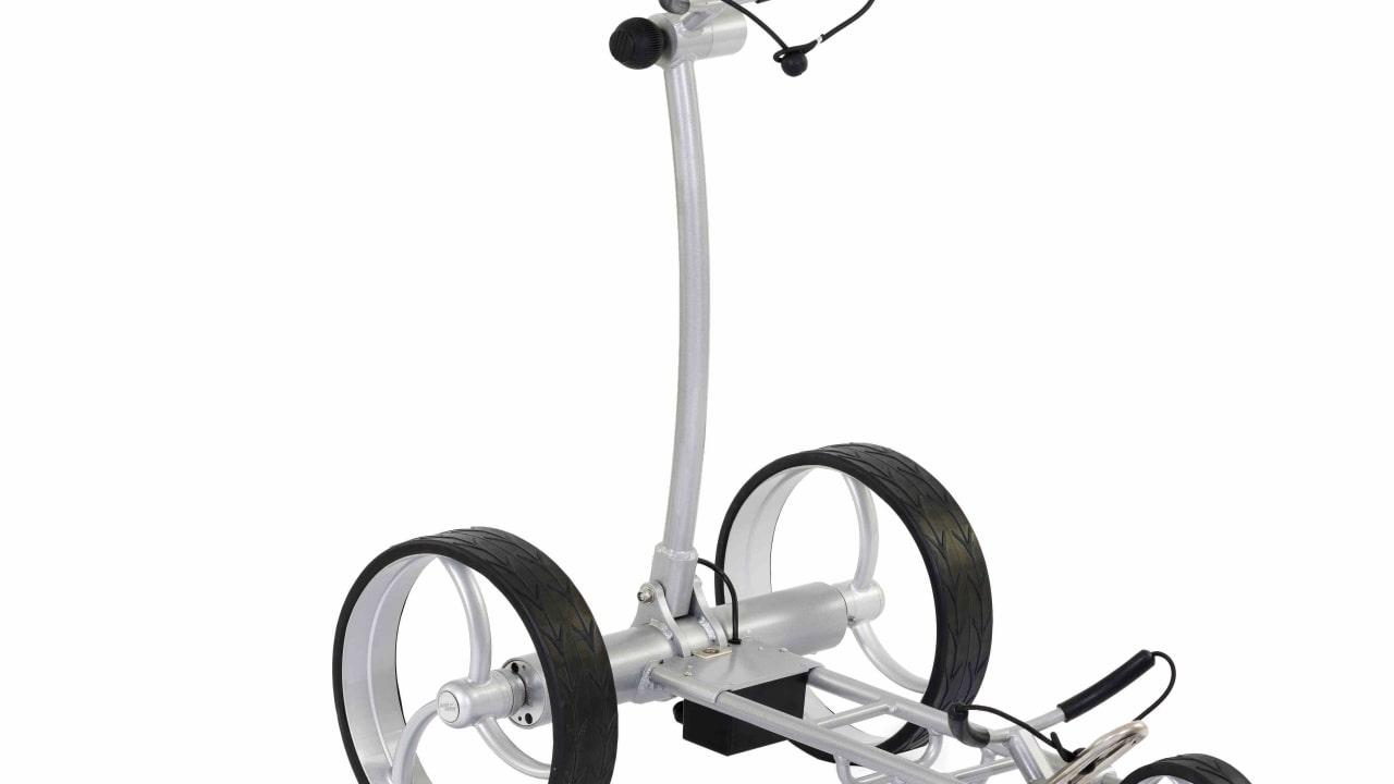 Der Falcon Down Hill Control Elektro-Trolley von Leisure and Sports. (Foto: Leisure and Sports GmbH)