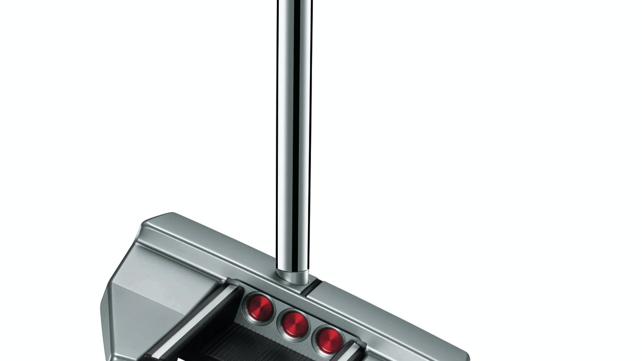 Der Scotty Cameron Futura 5S Putter. (Foto: Scotty Cameron)