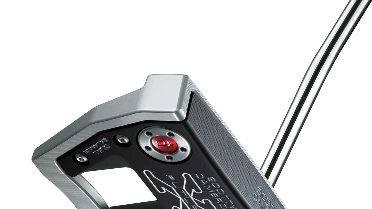Titleist Scotty Cameron Futura X7M. (Foto: Titleist)