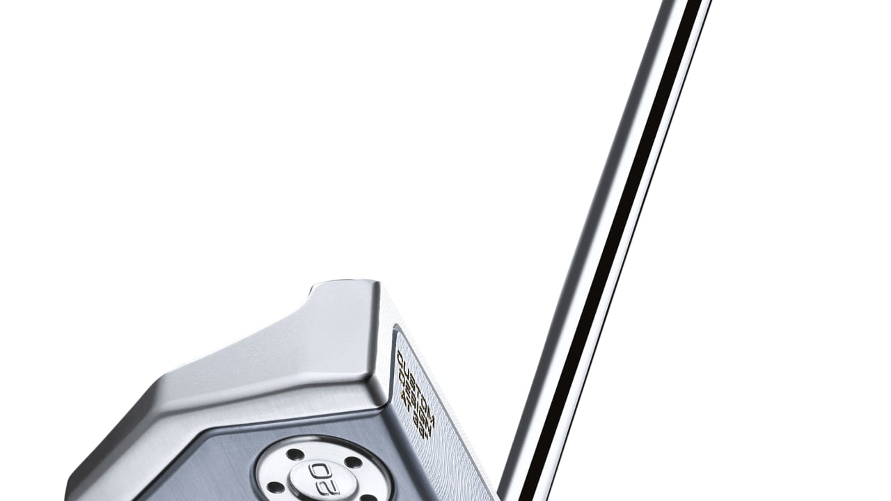 Der GOLO 5 von Scotty Cameron im Cameron & Crown Design (Foto: Scotty Cameron)