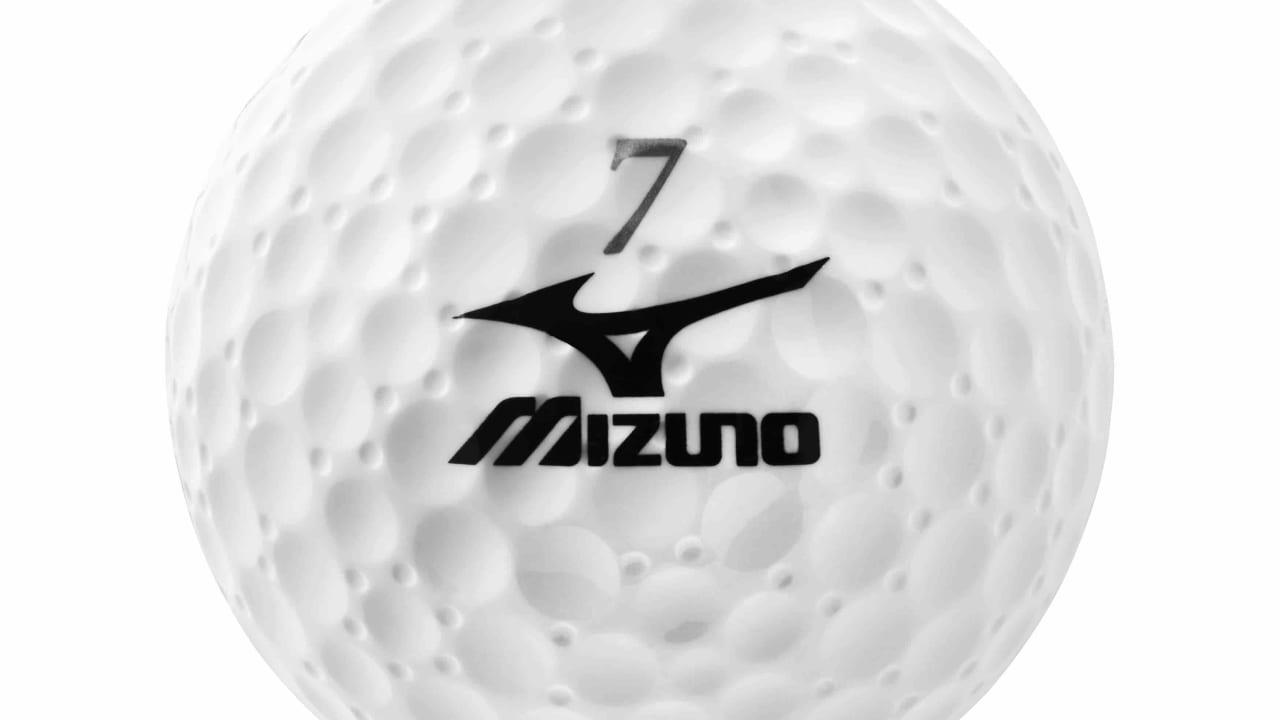 Der Mizuno JPX-S Golfball für die Saison 2017. (Foto: Mizuno)